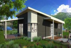 Backyard One Bedroom House Plan Bundaberg Home Builder