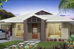 Somerset Four Bedroom House Plan Bundaberg Home Builder